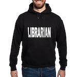 Librarian Hoodie (dark)