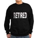 Retired Sweatshirt (dark)