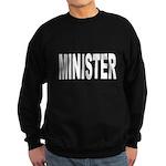 Minister Sweatshirt (dark)