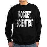 Rocket Scientist Sweatshirt (dark)