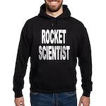 Rocket Scientist Hoodie (dark)