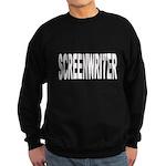 Screenwriter Sweatshirt (dark)