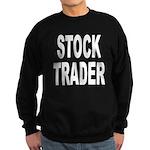Stock Trader Sweatshirt (dark)