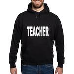 Teacher Hoodie (dark)