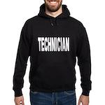 Technician Hoodie (dark)