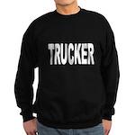 Trucker Sweatshirt (dark)