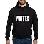 Writer Hoodie (dark)
