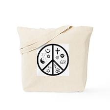 Koy's Logo + Coexistence Tote Bag