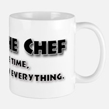 I am the Chef Small Small Mug