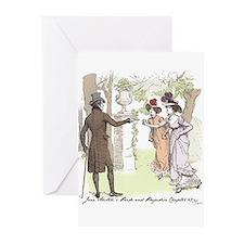 Pride & Prejudice Ch 49 Greeting Cards (Pk of 10)