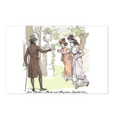 Pride & Prejudice Ch 49 Postcards (Package of 8)