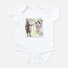 Pride & Prejudice Ch 49 Infant Bodysuit