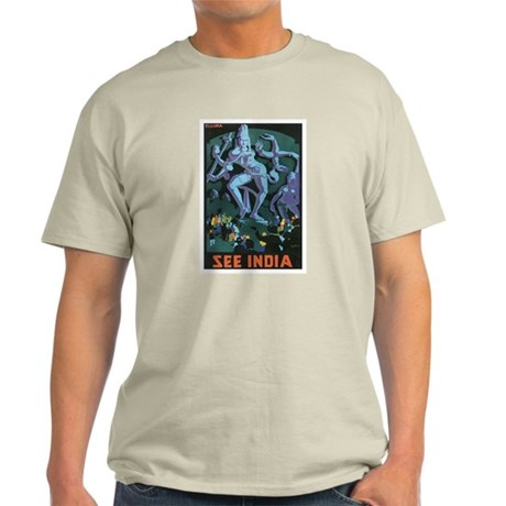 Ellora India Light T-Shirt