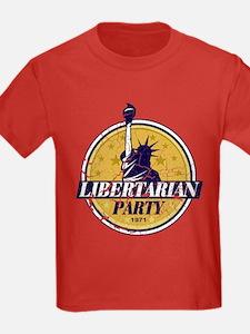Libertarian (Vintage) T