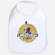 Libertarian (Vintage) Bib