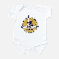 Libertarian (Vintage) Infant Bodysuit