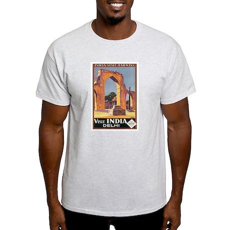 Delhi India Light T-Shirt