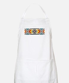 Beaded Tribal Band 2 BBQ Apron