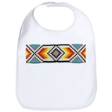 Beaded Tribal Band 2 Bib
