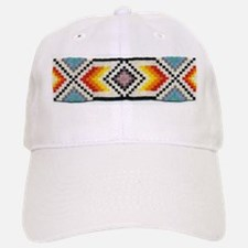 Beaded Tribal Band 2 Cap