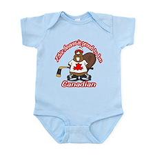 Canadian Beaver Infant Bodysuit