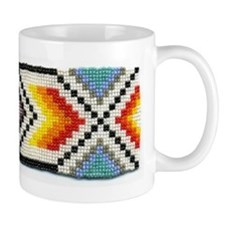 Beaded Tribal Band 2 Mug