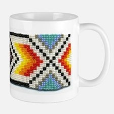 Beaded Tribal Band 2 Small Small Mug