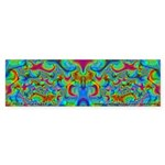 Fractal C~03 Bumper Sticker (10 pack)