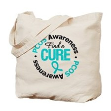 PCOSFindACure Tote Bag