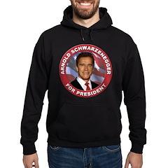 Arnold Schwarzenegger for Pre Hoodie