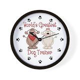 Dog lover Basic Clocks