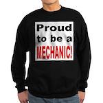 Proud Mechanic Sweatshirt (dark)