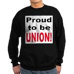 Proud Union Sweatshirt (dark)