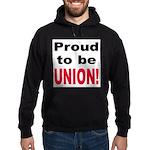 Proud Union Hoodie (dark)