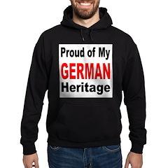 Proud German Heritage Hoodie