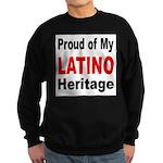 Proud Latino Heritage Sweatshirt (dark)