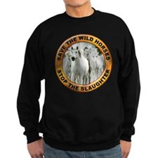Save Wild Horses Sweatshirt