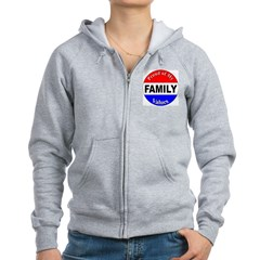 Proud Family Values Zip Hoodie