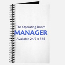 OR Manager Journal