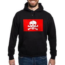Jolly Roger Pirate Flag Hoodie
