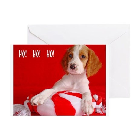 Christmas Puppy Greeting Cards (Pk of 10)