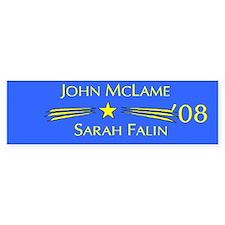 McLame 2008 Bumper Sticker