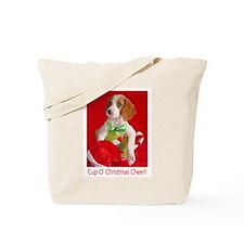 Cup O' Christmas Cheer Tote Bag