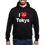 I Love Tokyo Hoodie (dark)