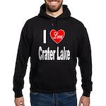 I Love Crater Lake Hoodie (dark)