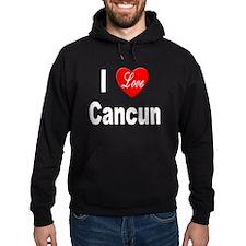 I Love Cancun Hoodie