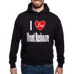 I Love Mount Rushmore Hoodie (dark)