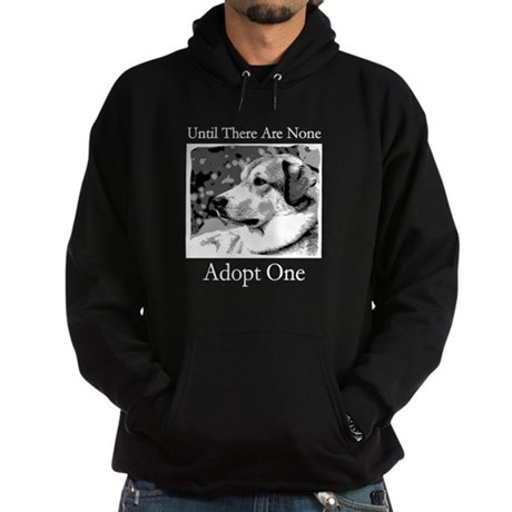 Until There are None For Dogs Hoodie (dark)