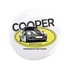 """Cooper Speedshop 3.5"""" Button"""