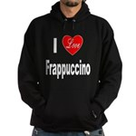 I Love Frappaccino Hoodie (dark)